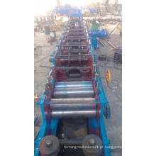 Máquina formadora de rolos de perfil C de aço corrugado