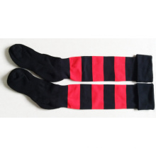 Long Custom Cotton Soccer Socks
