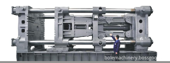 Bole injection mold machines