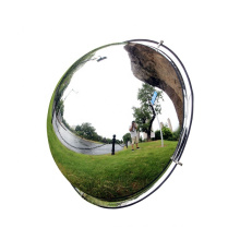 High quality shop store security 360degree mirror indoor dome PMMA 2.0, Convex mirror