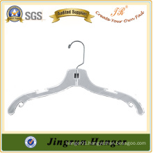 Clear Plastic Hanger Recycled Gown Hanger In Plastic