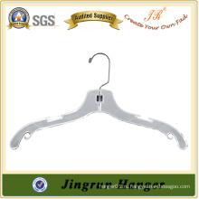 Прозрачная пластиковая вешалка Переделанная вешалка для одежды в пластике