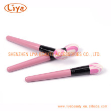 Best Quality Makeup Brushes With Color Plastic Handle
