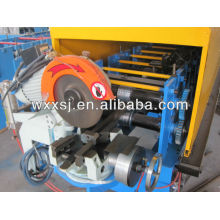 Rain water pipe roll forming machine