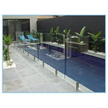 CE Certified Safety High Strength Swimming Pool Glass
