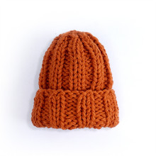 Chapéu de felpudo quente de inverno