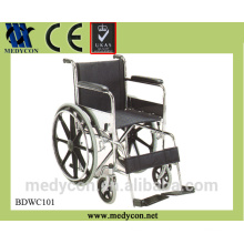 BDWC101Hospital cheapest aluminum manual wheelchair