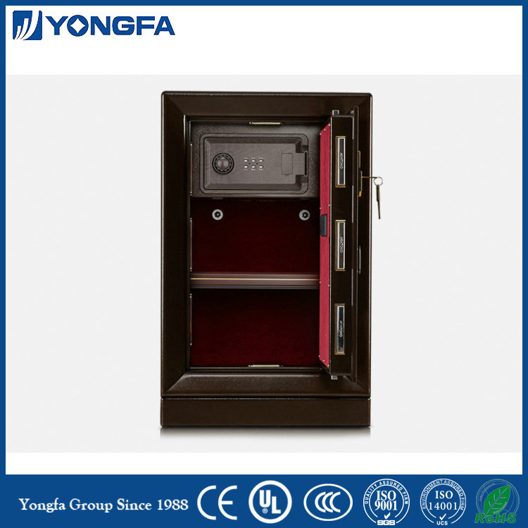 Intelligent Fingerprint Safe Box