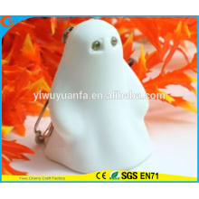 Design de novidade de alta qualidade Halloween Assorted Sound Ativado LED Keychain