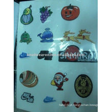 Emblemas novos do bordado dos desenhos animados do estilo