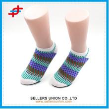 Chaussettes de coton combinées en coton