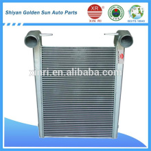 howo A7 intercooler assay WG9918530002