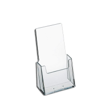 Acrylic Premium Counter Top Wide Brochure Holder