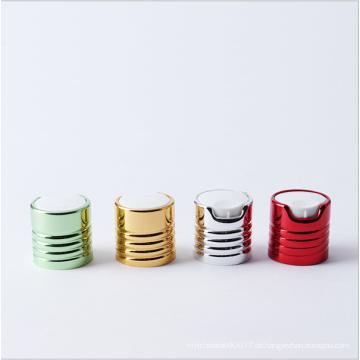 Gold-Aluminium-Scheibenkappe
