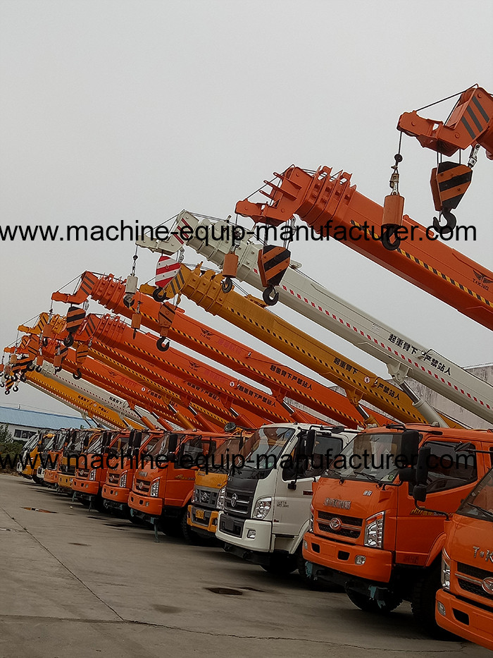 Truck Mounted Crane for Sale in Philippines