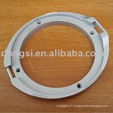 E40 Bague de raccordement de douille en aluminium