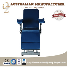 Electric Hospital Examination Couch Gynecological Treatment Table Adjustable Medical Gynecological Chair