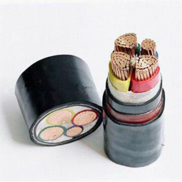 FR Copper Shielding Non-Armoured  PVC Power Cables