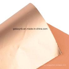 Nova folha de cobre eletrolítica competitiva com bobina