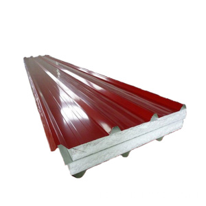 Pemeliharaan Haba EPS Sandwich Roof And Wall Panel