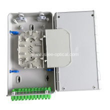 24 Ports SC Wall Mounted Fiber Optic Termination Box