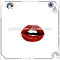 Etiqueta engomada del tatuaje del labio de la belleza y atractiva, nuevo diseño con la serie no tóxica (serie variada)