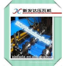 Roof forming machine roofing tile roll forming machine/Roll forming machine for construction steel roof tiles