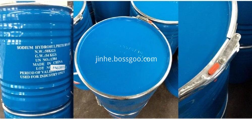 Textile Raw Chemical Sodium Hydrosulfite 85%