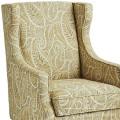 Le lin de tissu de polyester de polyester recherche des couvertures de sofa
