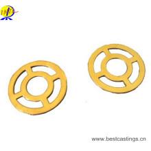 High Quality Custom Sheet Metal Brass Stamping Part