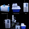 1L mini high quality laboratory rotary evaporator