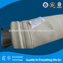 Bolsa de filtro de aramida de alta resistencia a la temperatura