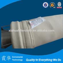 Bolsa de filtro de aramida de alta temperatura resistente