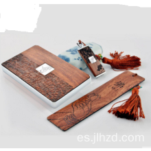 estilo chino U book book mark y cardcase