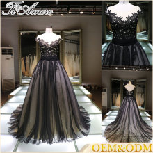 Alibaba manufacture China custom made plus size pregnant women evening dress