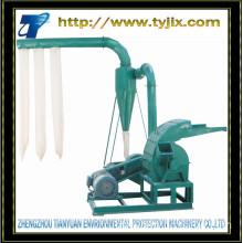 Wood sawdust machine