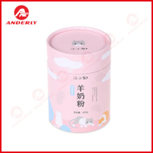 Milk Powder Container Food Grade Packaging Paper Tube