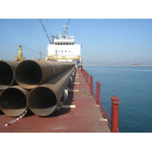 SAW-SPIRALLY WELDED STEEL PIPES