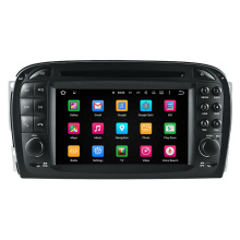 6.2′′ Android 5.1 Quad Core Hualingan Hl-8817 1.6 GHz Car DVD GPS for Mercedes Ben Z SL-R230