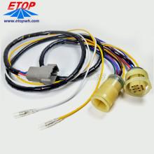 Câble de connecteur Deutsch de faisceau de câbles de phare automatique personnalisé