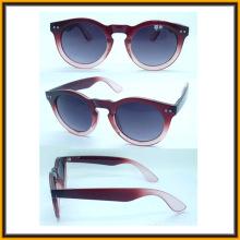 F15162 Lunettes de soleil Frame ronde femmes Oculos Cat3 UV400 CE