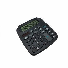 Dual Power Desktop Calculator with Extra Large Display
