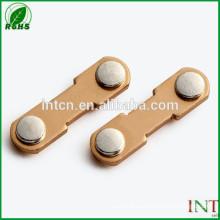 partes de interruptor de relé eléctrico remaches bimetálicos de agni