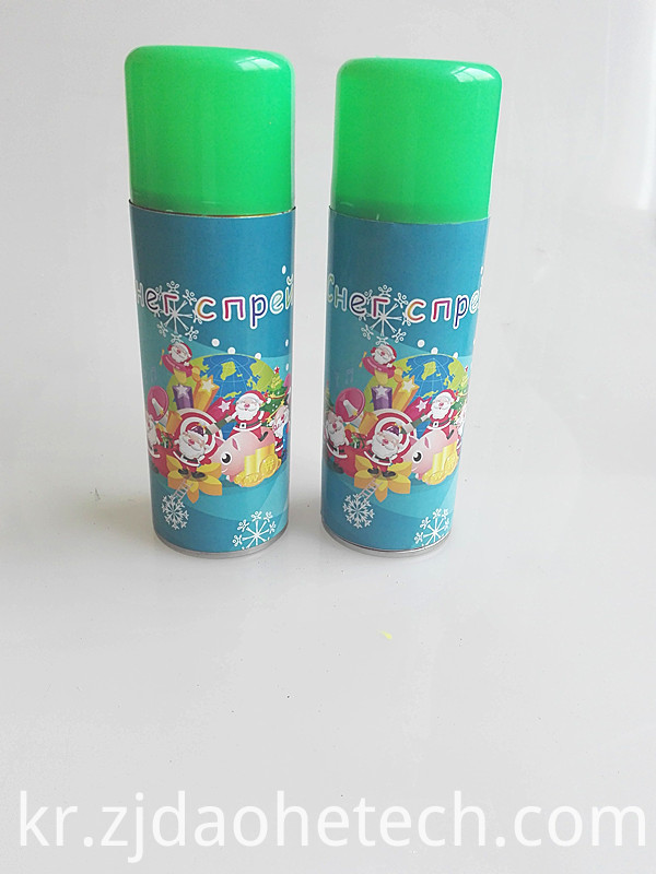 2017 Design Decorative Snow Spray