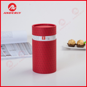 Tea Coffee Packaging Food Grade Paper Tube