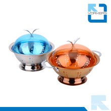 Hot Sale Stainless Steel Metal Fruit and Vegetable Holders Fruit Basket
