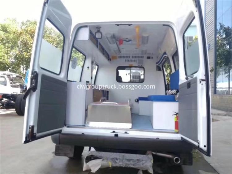 Jmc Ambulance 3