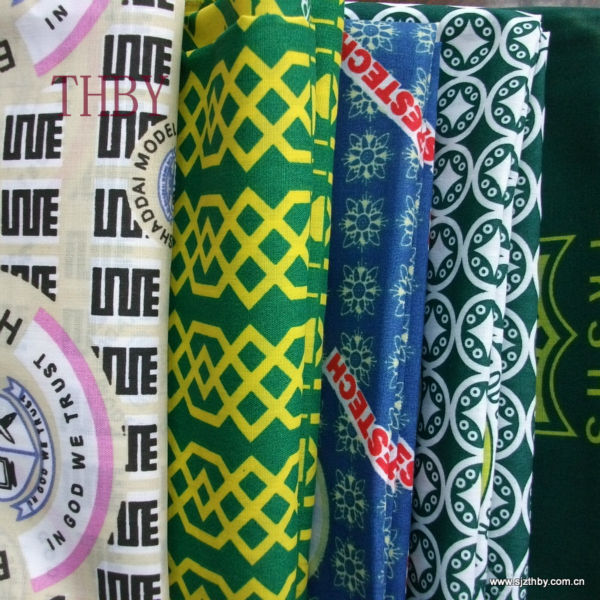 african school uniform fabric