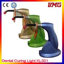 Luz caliente de la venta LED que cura la luz curativa dental del dispositivo