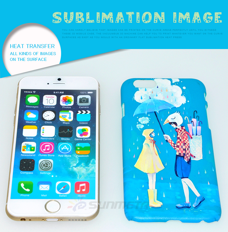 3d Dye Sublimation